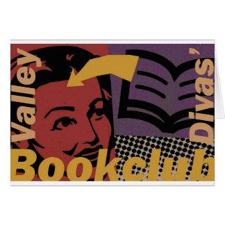 Cartão bookclub