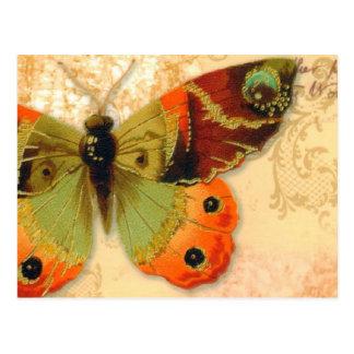 """Cartão   """"borboleta """""""