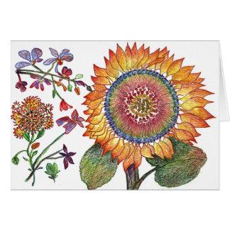 Cartão botanical46