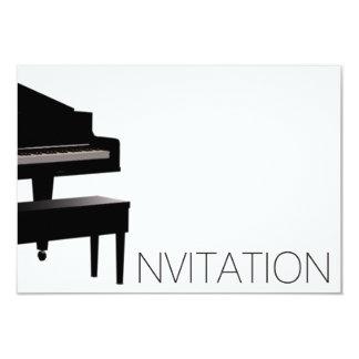Cartão Branco preto do Vip do festival do concerto do