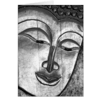 Cartão branquea inclusive envelopes - Buda