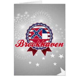 Cartão Brookhaven, MS