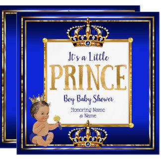 Cartão Brunette DK do ouro dos azuis marinhos do chá de