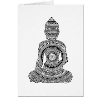 Cartão Buda GraphiZen