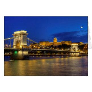 Cartão Budapest, Hungria