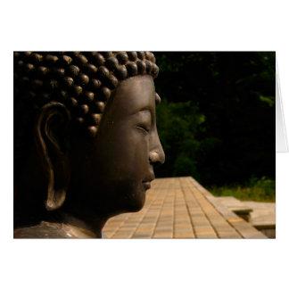 Cartão Buddha 4