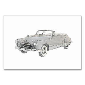 Cartão Buick Roadmaster 1947