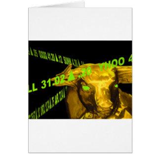 Cartão Bull