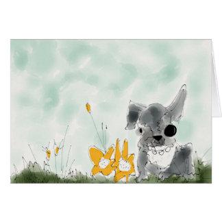Cartão Bunnykins