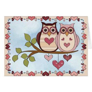 Cartão Buzinas do amor