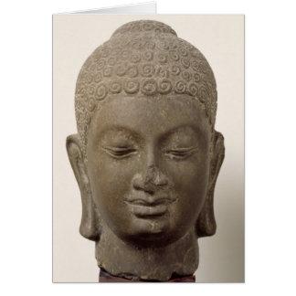Cartão Cabeça de Buddha, da cuba Romlok