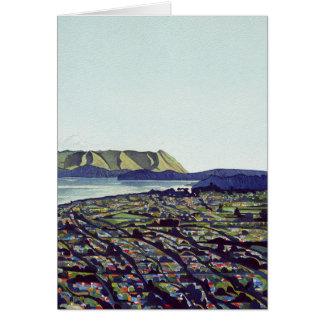 Cartão Cabeças de Manukau