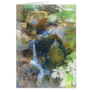 Cartão Cachoeira
