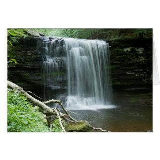 Cartão Cachoeiras