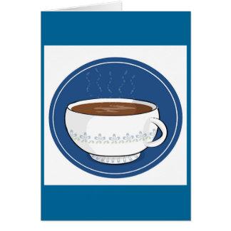 Cartão Café qualquer um?
