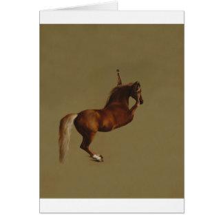 Cartão Caixa do ouro da mania da solha