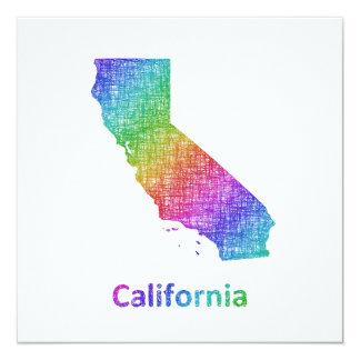 Cartão Califórnia