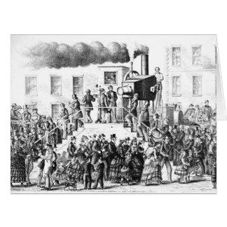 Cartão Câmera Vapor-Psta 1871