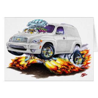 Cartão Caminhão de painel branco de Chevy HHR