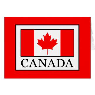 Cartão Canadá