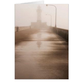 Cartão Canal de navio | Minnesota, Duluth, parque do