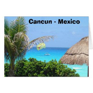 Cartão Cancun - México