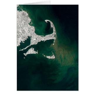 Cartão Cape Cod, Martha's Vineyard e Nantucket