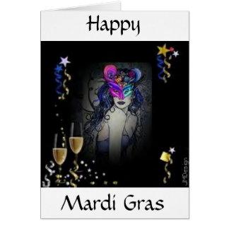 Cartão Carnaval