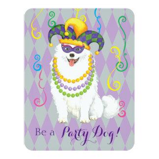 Cartão Carnaval Eskie