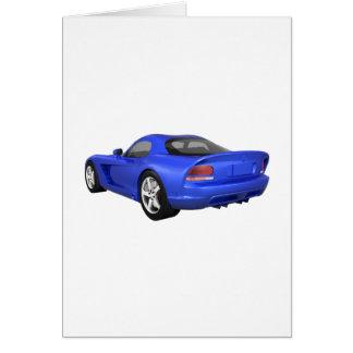 Cartão Carro do músculo da Duro-Parte superior da víbora:
