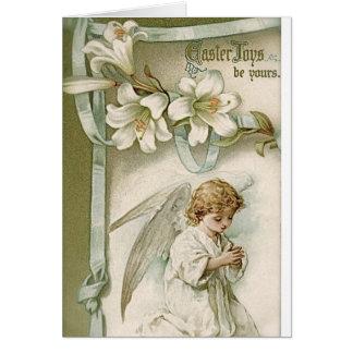 Cartão Cartão: Alegria da páscoa