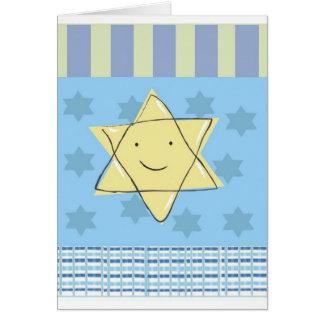 Cartão: Cartão de Hanukah por Kim Y.