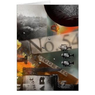 Cartão carte Nº6 do der BATALLA