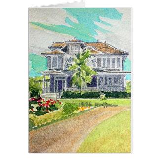 Cartão Casa 1905 de Staiti