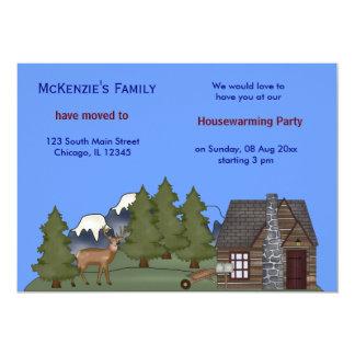 Cartão Casa aberta