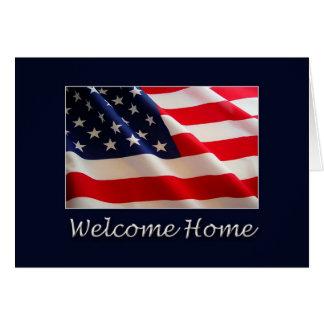Cartão Casa bem-vinda