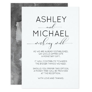 Cartão Casamento da tipografia da caligrafia que deseja