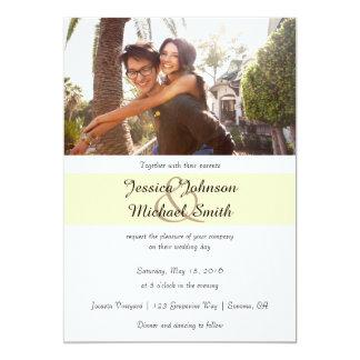 Cartão Casamento feito sob encomenda da foto