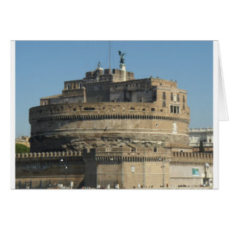 Cartão Castel Sant Angelo