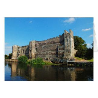 Cartão Castelo de Newark