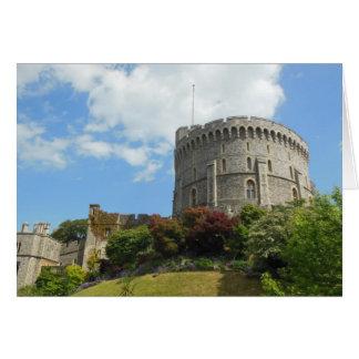 Cartão Castelo de Windsor