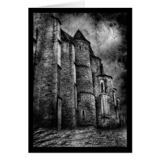 Cartão Castelo Dracula