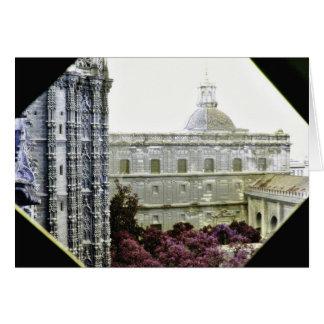 Cartão Catedral de Sevilha