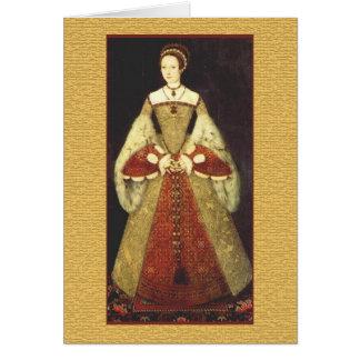 Cartão Catherine Parr