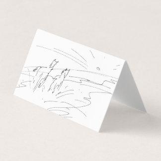 Cartão Cavalos