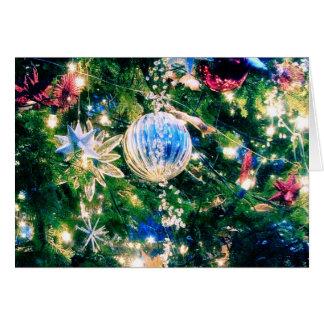 Cartão Celebração do Natal