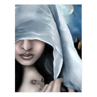Cartão celta do eremita