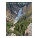 Cartão cénico da opinião de parque nacional de Yel Cartao Postal