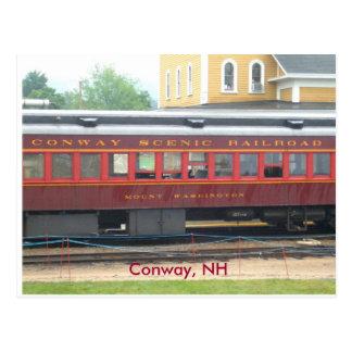 Cartão cénico de Conway RR