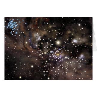 Cartão Center da Via Láctea
